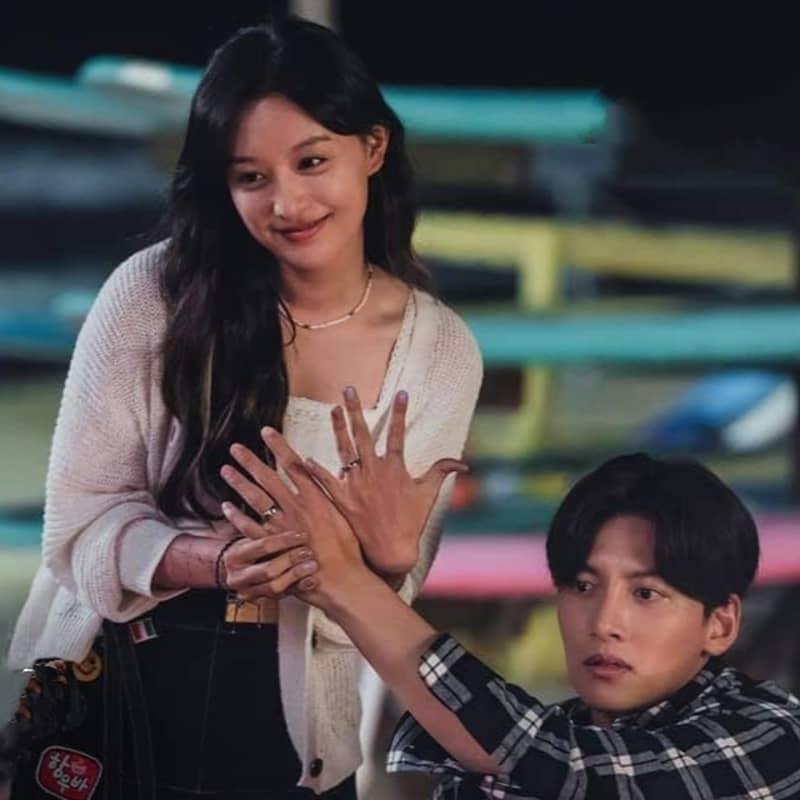 คิมจีวอน - จีชางอุค Lovestruck in the City