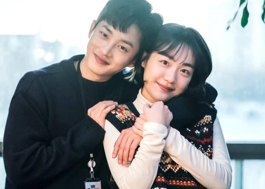 คิมมินซอก - โซจูยอน Lovestruck in the City