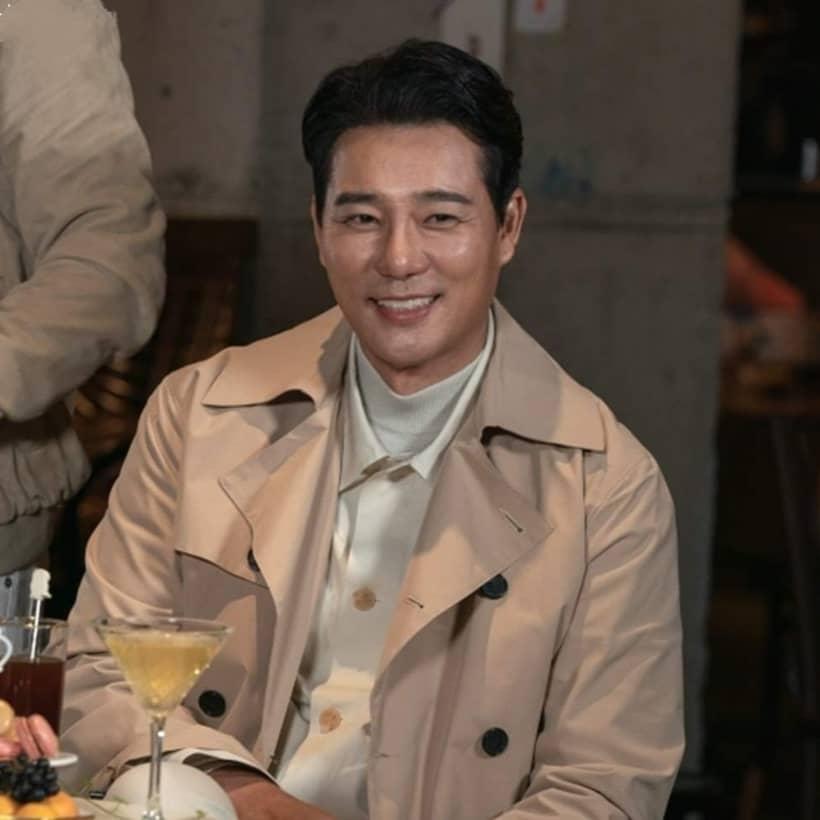 อีแทกอน รับบท ชินยูชิน