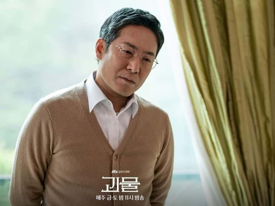 ชเวจินโฮ - Beyond Evil