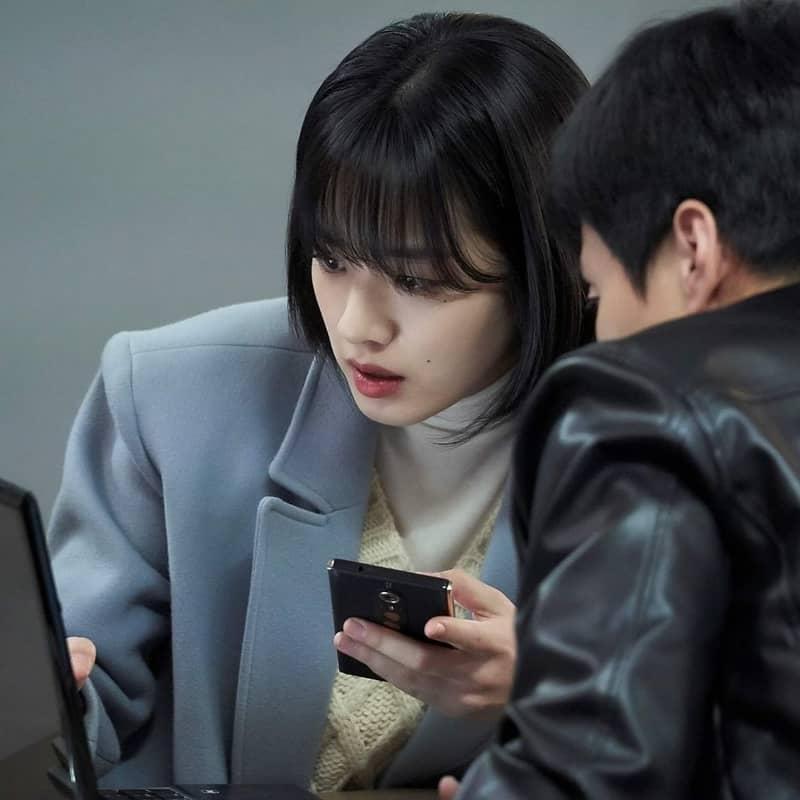 อีจูยอง - ซีรีส์เกาหลี Times (2021)