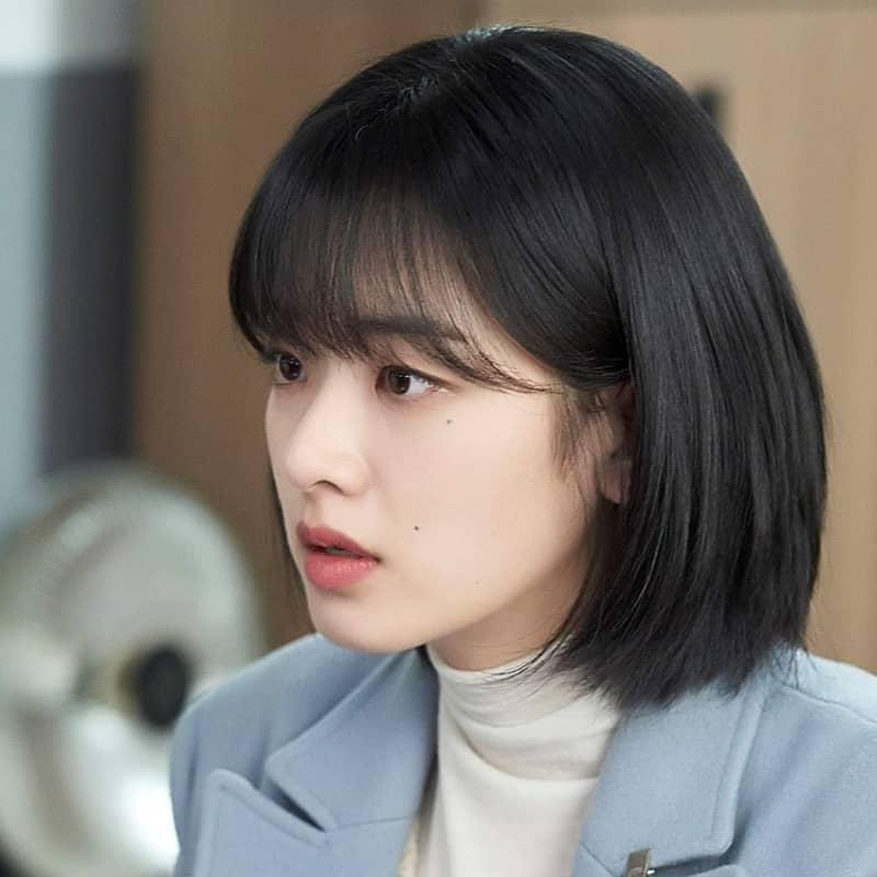 อีจูยอง รับบท ซอจองอิน - Times (2021)
