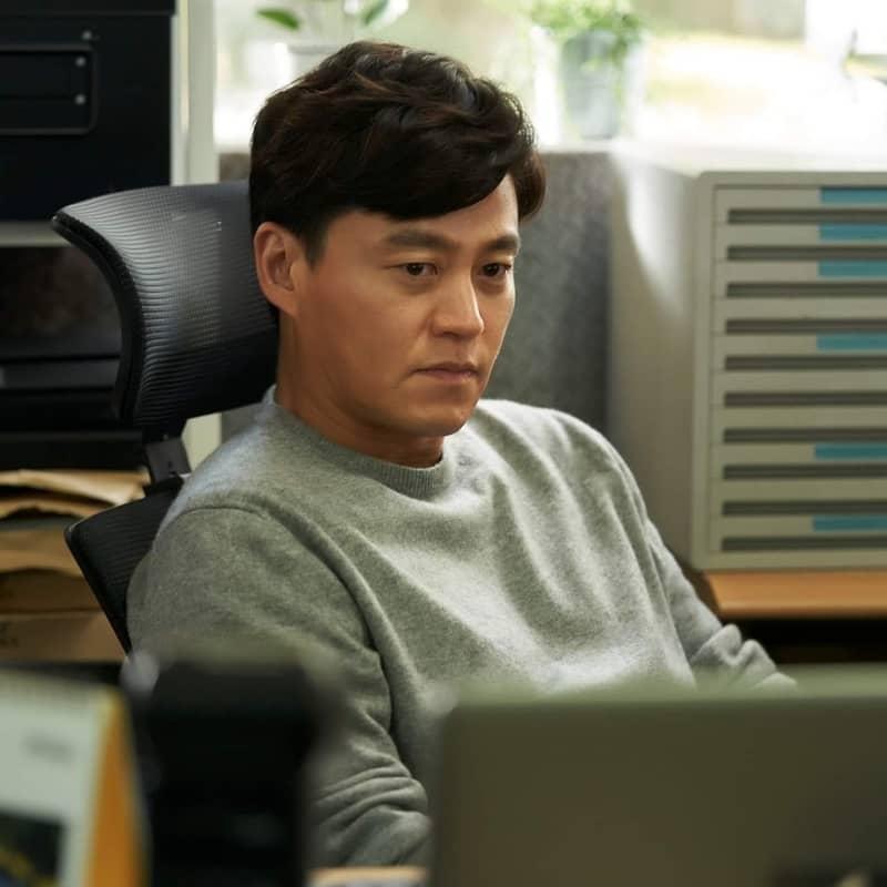 อีซอจิน รับบท อีจินอู - Times (2021)
