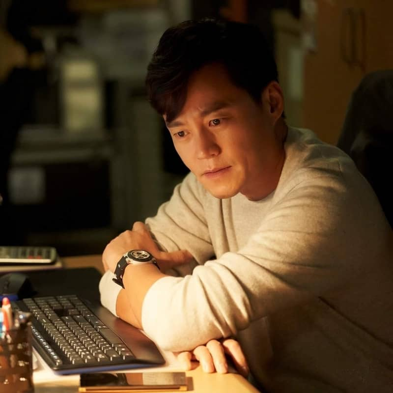 อีซอจิน - ซีรีส์เกาหลี Times (2021)