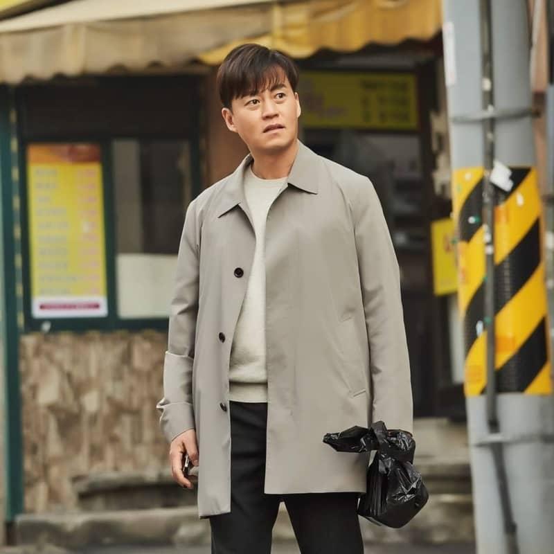 อีซอจิน รับบท อีจินอู