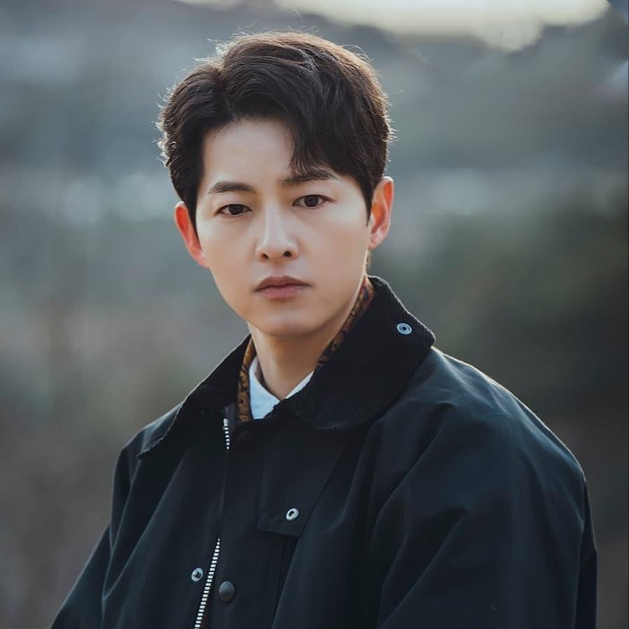 ซงจุงกิ รับบท วินเซนโซ/พัคจูฮยอง