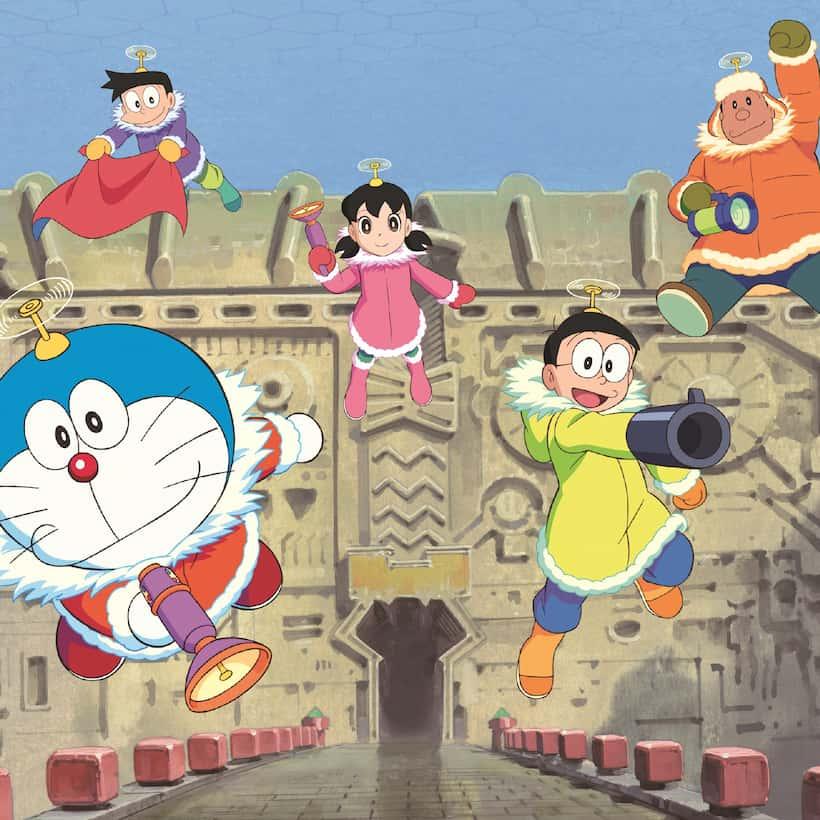 Doraemon the Movie การผจญภัยขั้วโลกใต้ของโนบิตะ