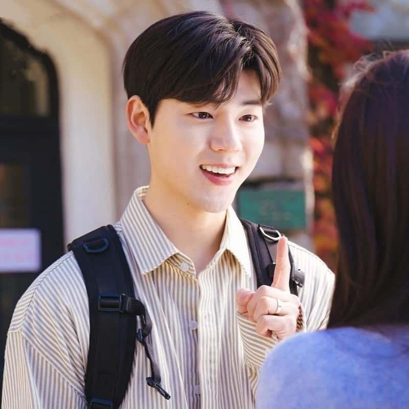 แบฮยอนซอง รับบท พัคฮานึล