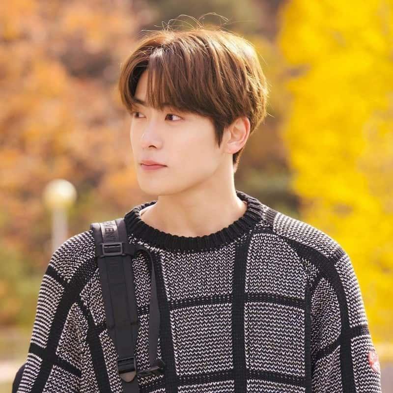 แจฮยอน NCT รับบท ชามินโฮ