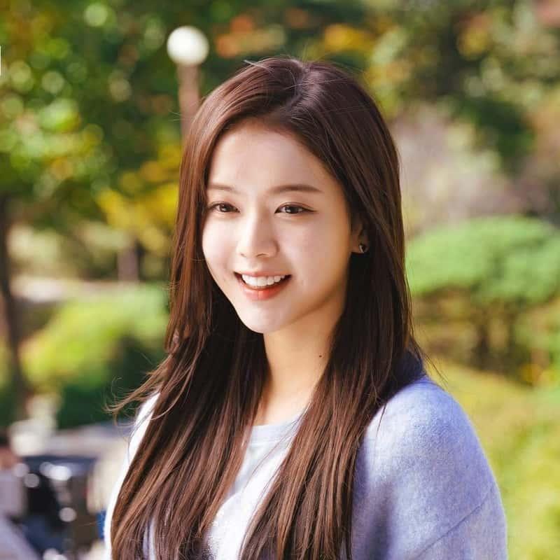โนจองแอ รับบท ซอจีมิน