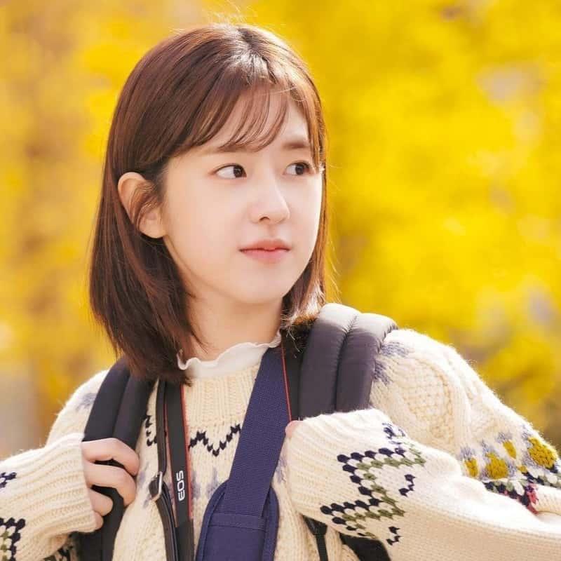 พัคฮเยซู รับบท มาจูอา