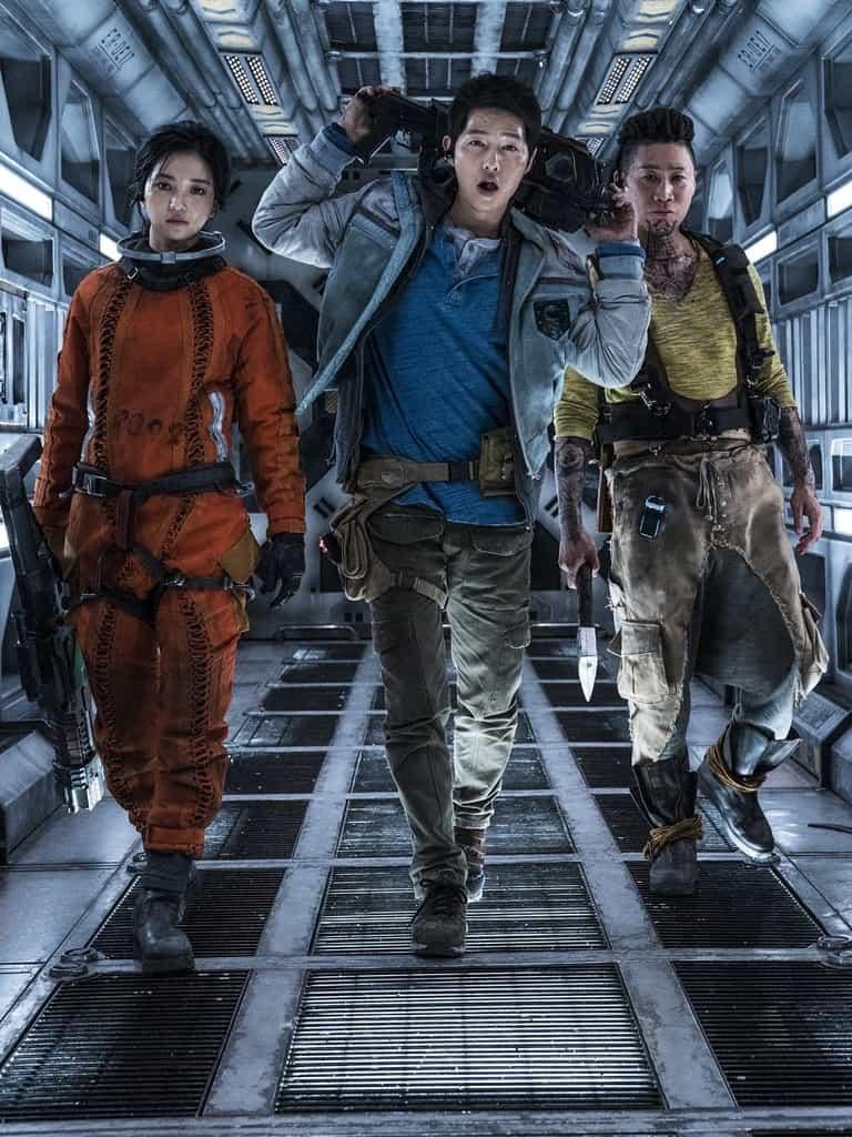 เรื่องย่อหนัง Space Sweepers (2021) ชนชั้นขยะปฏิวัติจักรวาล