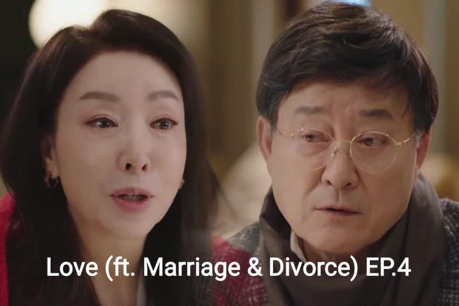 รีแคปสรุปซีรีส์ Love (ft. Marriage and Divorce) EP.4 : คนรักและป๊อปคอร์น