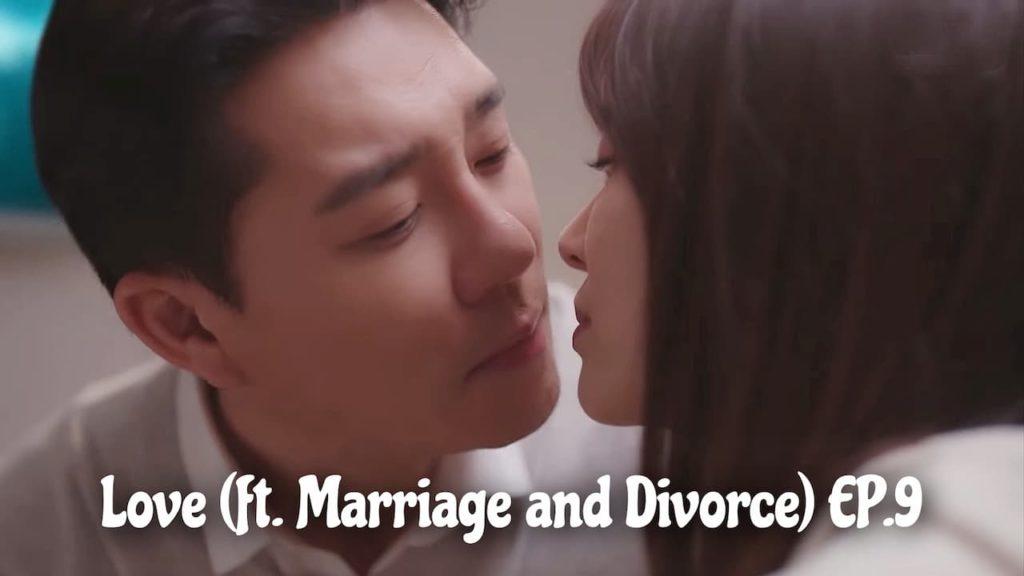 รีแคปซีรีส์ Love (ft. Marriage and Divorce) EP.9 : สามสาวเปิดเผยตัว
