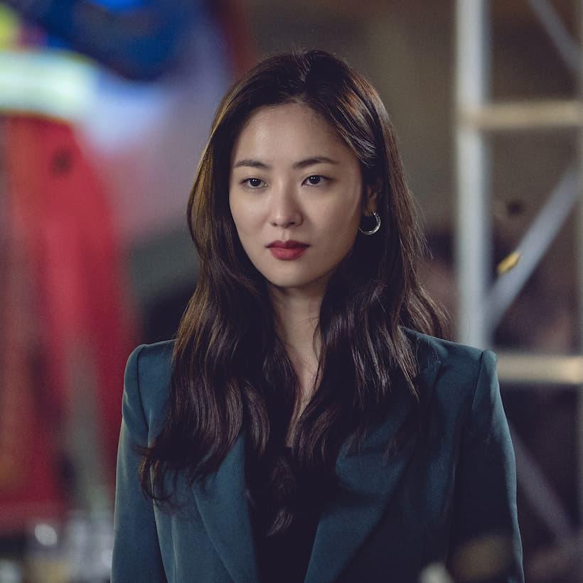 ฮงชายอง รับบทโดย จอนยอบิน