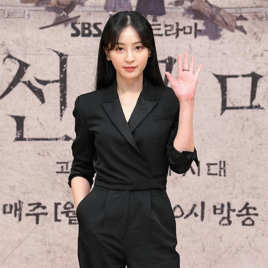จองฮเยซอง - Joseon Exorcist