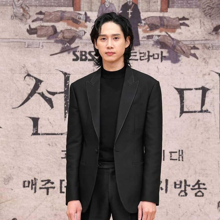 พัคซองฮุน รับบท องค์ชายยางนยอง - Joseon Exorcist