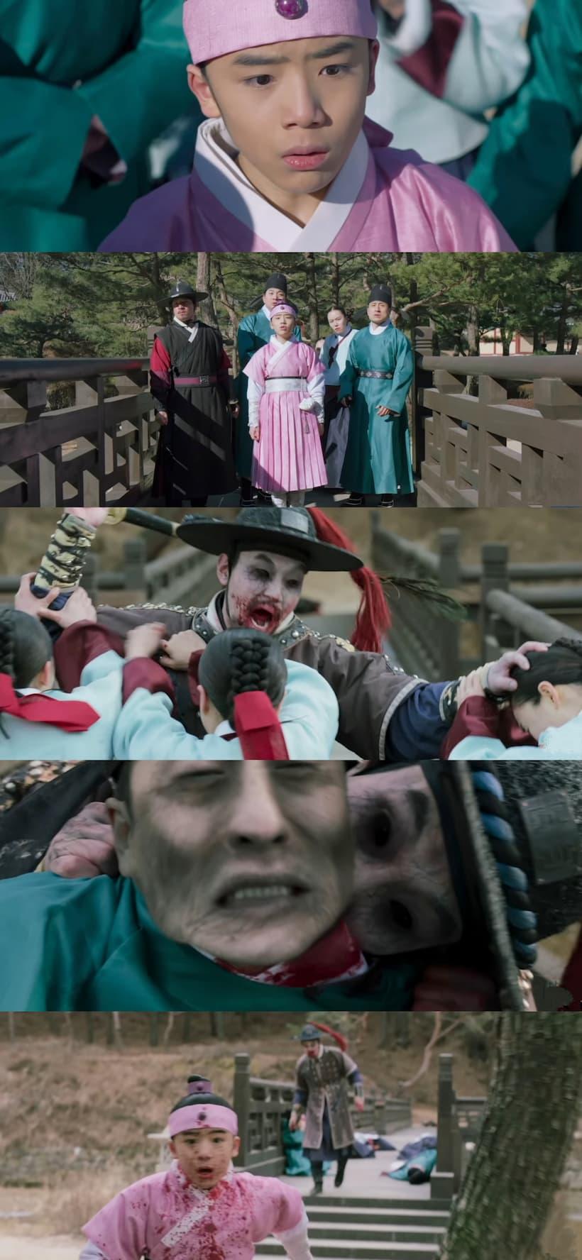 อธิบายทีเซอร์ซีรีส์ Joseon Exorcist สองตอนแรกเรต 19+ ความยาว 6 นาที