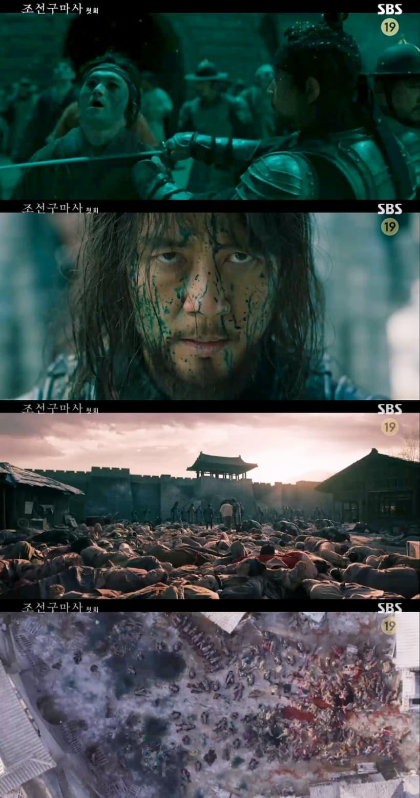 รีแคปซีรีส์ Joseon Exorcist EP.1 : อาซาเซล หัวหน้าวิญญาณชั่วร้าย