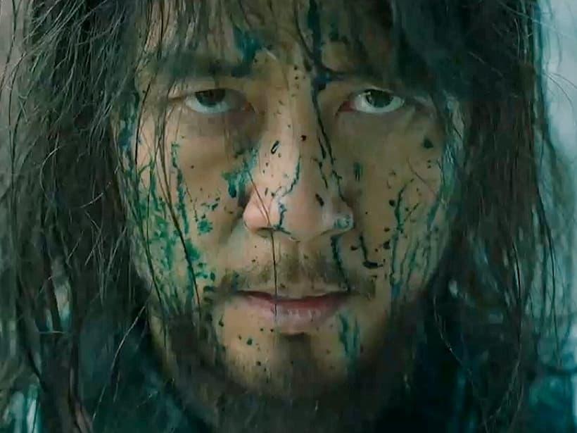 คัมอูซอง รับบท พระราชาแทจง - Joseon Exorcist (2021)