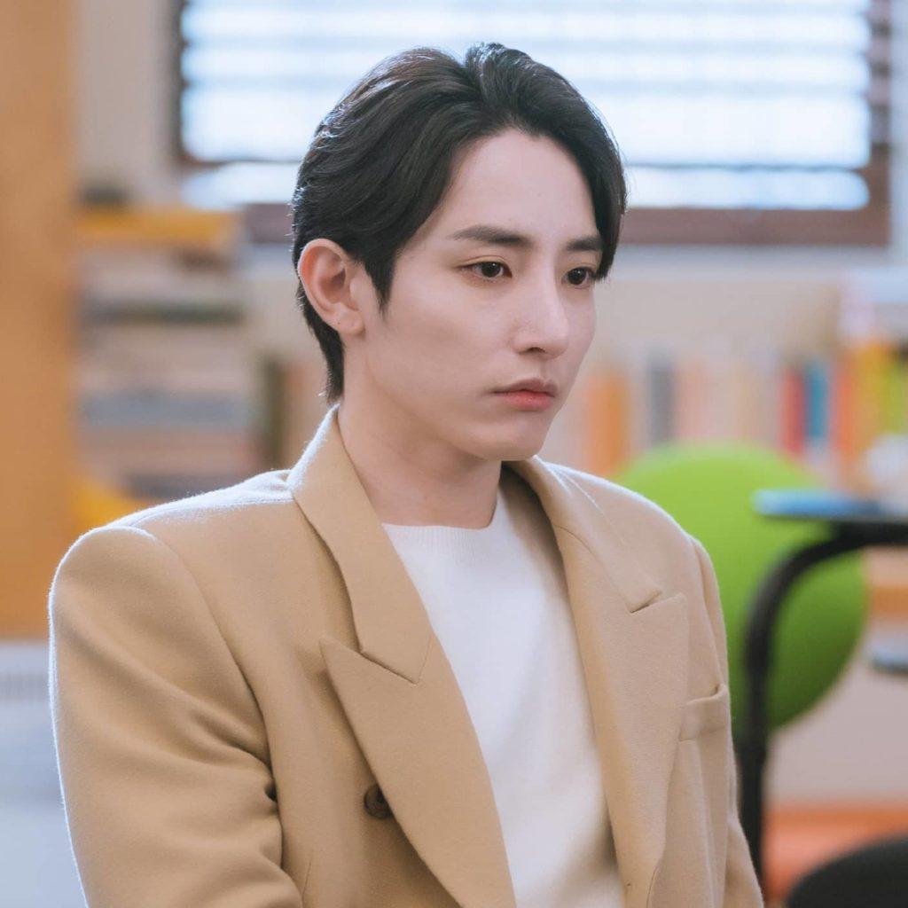 อีซูฮยอก รับบท ชาจูอิก