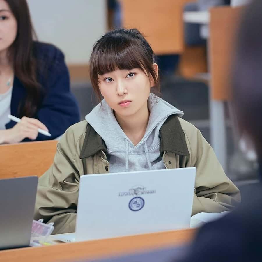 รยูฮเยยอง - ซีรีส์ Law School