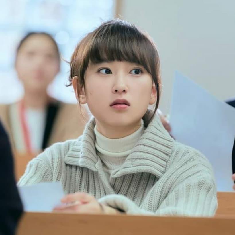 รยูฮเยยอง - Law School 2021