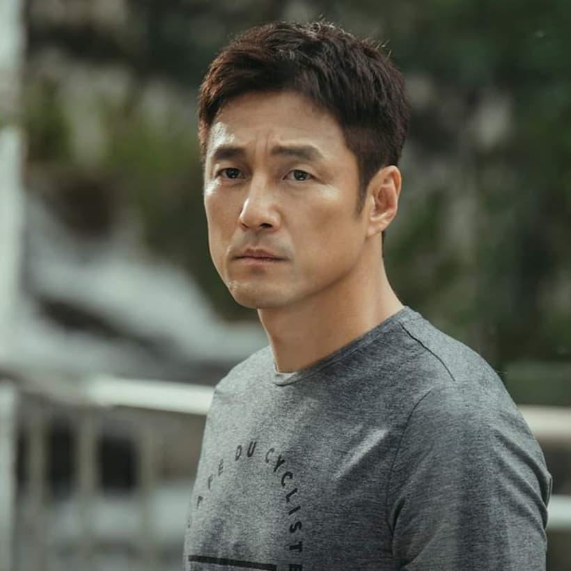 ฮันจองฮยอน (อีซอกกยู) รับบทโดย จีจินฮี