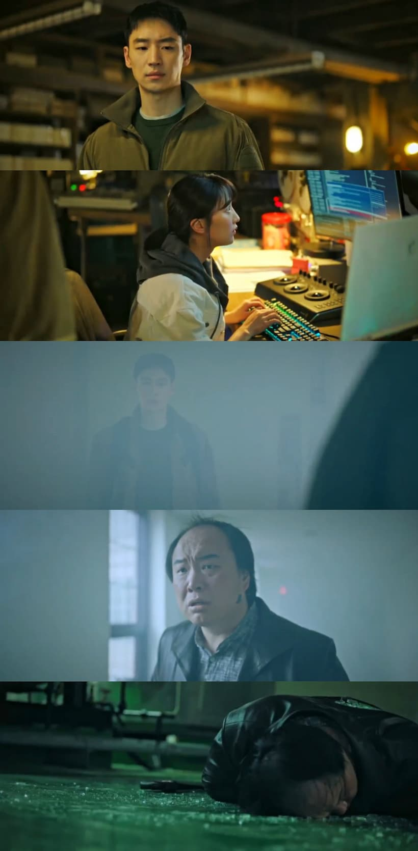 Taxi Driver EP.13
