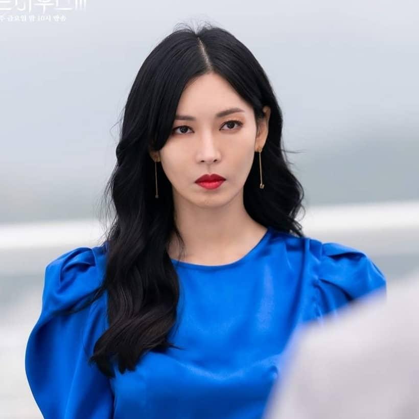 ชอนซอจิน รับบทโดย คิมโซยอน